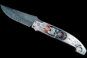 Как продлить жизнь ножа из дамасской стали?